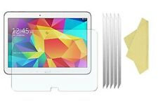 """Samsung Galaxy Tab 4 10.1"""" ULTRA CLEAR LCD Screen Protector Guard Covers [T530]"""