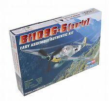 Hobby Boss 80225. Avioneta BF109G-6 Early . Escala 1/72