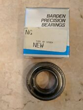 Barden Bearings 105SST3 G-74 Precision Ball Bearing NEW 75F0704