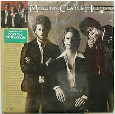 McGUINN, CLARK & HILLMAN s/t 1979 US ORG Sealed LP The BYRDS Hype Syicker!