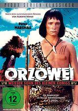 Orzowei -Weißer Sohn des kleinen Königs *DVD Abenteuerserie Peter Marshall Pidax