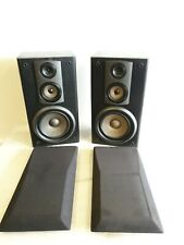 Vintage Sony SS-A607 3 Way Floor Standing HIFI Speakers 120W 6ohm -Amazing Sound
