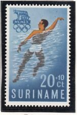 Suriname 1960 Early Issue Fine Mint Hinged 20c. 168976
