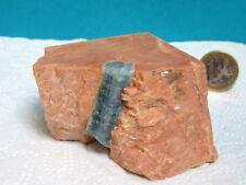 Aquamarin xx auf Matrix 60x60x40 mm Shigar Mine Pakistan 231 g Sammlerstück