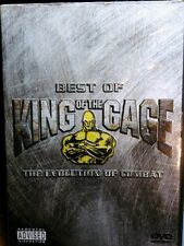 Best of King of the Cage [DVD] (2002) Artist Not Provided