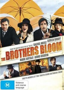 The Brothers Bloom (DVD, 2012)