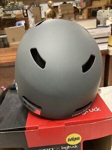 ! Giro Ledge MIPS Adult Mens  Medium Big Truck Snowboard Helmet  Matte Dark Grey