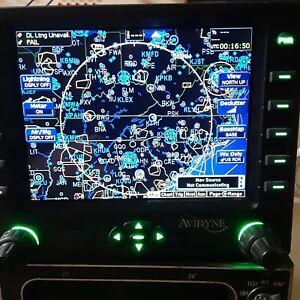 Avidyne EX600 MFD P/N 700-00167-101 Nice!