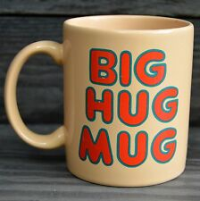 Big Hug Mug Coffee Cup FTD Bouquet Vtg HBO True Detective Chicago Fire