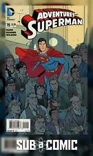ADVENTURES OF SUPERMAN #15 (DC 2014 1st Print) COMIC