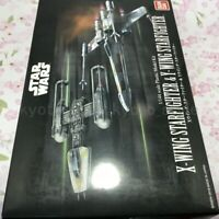 Bandai Hobby Star Wars 1/144 scale kit X-Wing & Y-Wing Starfighter 283775 JAPAN