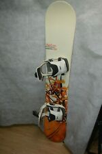 PLANCHE SNOWBOARD ROSSIGNOL SUBLIME 146 CM + FIXATION FLOW BOARD DESIGN WOOD COR
