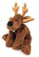 "Hallmark Comet Christmas Santa Reindeer 15"" Plush Stuffed Animal Bell Holiday"