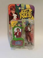 "Austin Powers 6"" Action Figure Boxed 1999 Macfarlane Toys - Austin Powers"