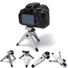 Mini Photo Foldable Tripod Stand Desk Camera Holder Digital Camcorder DSLR Phone