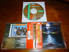 Annihilator / Never Neverland JAPAN APCY-8025 1ST PRESS!!!!! A4