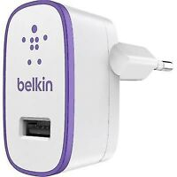 Belkin Premium MIXIT↑ Fast 2.1A Wall USB Mains Charger for most Phones / Tabl...
