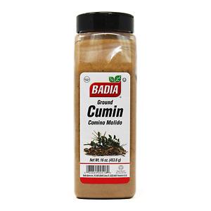 Badia Spices Ground Cumin Seed,16-Ounce (Single Pack)