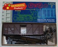 Roundhouse HO Seaboard 15411 40' SD Box Car Kit LNIB Seaboard