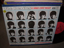BEATLES a hard day's night ( rock ) - russia -