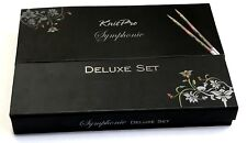 KnitPro Symphonie Holz Deluxe Set in toller Box Art. 20693 (Inhalt wie 20613)