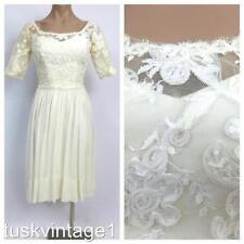 Chiffon Original Vintage Dresses for Women