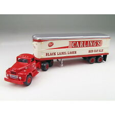 Classic Metal Works 31149 HO Mini Metals IH R-190 Tractor/Trailer - Carling's Bl