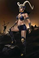MYTHS AND LEGENDS QUARTERLY ARES #1 GARVEY VARIANT 2020 ZENESCOPE 10/7/20 NM