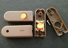 Interrupteur laiton Baïonnette Fixation Lampe Porte-ampoule Lampe titulaire c//w Shade ring 10 mm L9