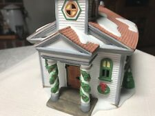 Dept 56 New England Village Arlington Falls Church #56510 Gently Used