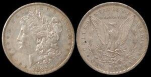 USA: 1882O One Dollar silver Morgan $1