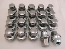 20 New Chrysler 200 300M Concorde Factory OEM Polished Stainless Lug Nuts 12x1.5