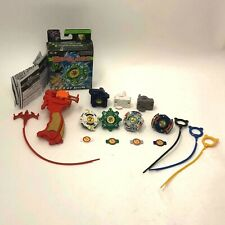 Vintage Collectible Beyblade set 18 Items Mixed some Rare