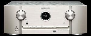 Marantz SR5015DAB/N1SG, 8K 7-Kanal Netzwerk AV-Receiver, HEOS, Dolby Atmos, HDCP