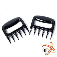 BBQ 2er-Grill set carne orso artiglio, Meat Claws pulled Pork barbecue accessori 029