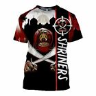 Shriners Fraternity Philanthropy Classic Unisex T-Shirt All Over Printed