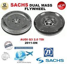 für Audi Q3 2.0 TDI ab 2011 SACHS DMF Zweimassenschwungrad mit LAGERUNG