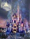 1 Walt Disney World 50th Anniversary Commemorative Poster October 1 2021