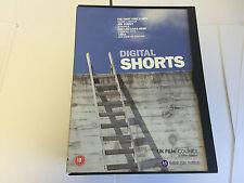 DIGITAL SHORTS DVD UK FILM COUNCIL 8 FILMS BFI JOB STREET LEILA ICE CREAM DREAM