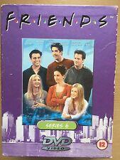 Friends Season 6 DVD Box Set US TV Comedy Series