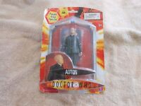 Doctor Who AUTON Child Series 1 ACTION FIGURE **NEW ON CARD** BBC IMPORT