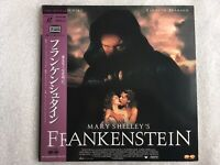 Mary Shelley's Frankenstein Japanese NTSC LaserDisc LD OBI GATEFOLD