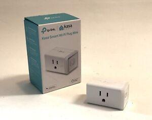TP Link Kasa Smart Wi-Fi Plug Mini HS105