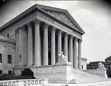 WASHINGTON 1950 - Supreme Court - Grand Négatif - 7