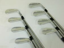 New Titleist RH 716 MB Iron set 3-PW Dynamic Gold S300 Stiff irons Discontinued