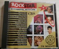 ROCK STAR COMPILATION 1 - 1990-R.CHARLES,B.TYLER,M.GAYE,a.moyet,p.labelle,t.mari