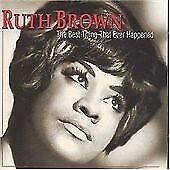 RUTH BROWN : BEST THING THAT EVER HAPPENED CD UK AUDI CD FREE Shipping, Save £s
