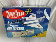 More details for vintage gerry anderson captain scarlet large angel interceptor vivid imagination