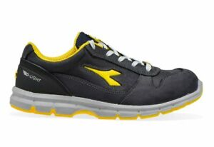 Diadora RUN II LOW S3 safety work shoes size UK13 / EU48 men's leather boot NEW