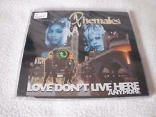 Phemales Love Don'T Live Here Anymore -Maxi  CD - OVP